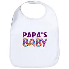 papas baby Bib