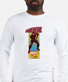 Daredevil Masthead 2 Long Sleeve T-Shirt