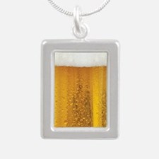 Very Fun Beer and Foam Design Necklaces