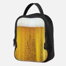 Very Fun Beer and Foam Design Neoprene Lunch Bag