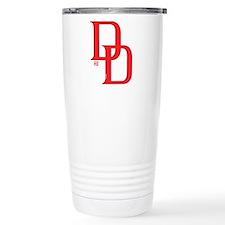 Daredevil Symbols 2 Travel Mug