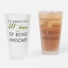 Celebrating 30 Years Drinking Glass Drinking Glass