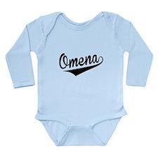 Omena, Retro, Body Suit