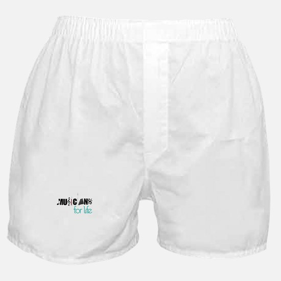 Musicians For Life Boxer Shorts