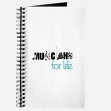 Musicians For Life Journal