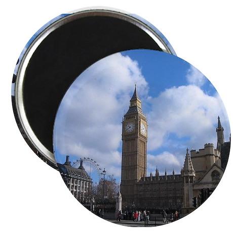 Big Ben's Magnet