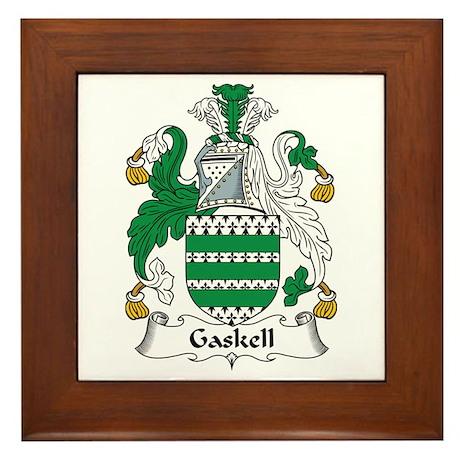 Gaskell Framed Tile