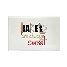 Bakers Are Always Sweet Magnets