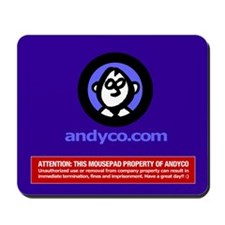 Andyco Mousepad