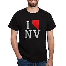 I Heart Nevada T-Shirt
