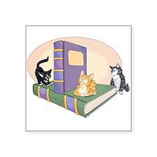 Kittys Tale Sticker