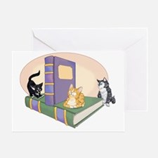 Kittys Tale Greeting Cards