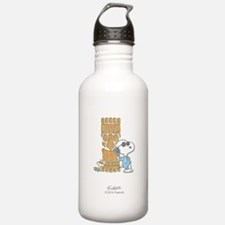 Snoopy Tiki Water Bottle
