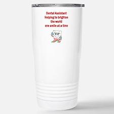 Funny Dental hygiene Travel Mug