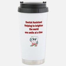 Unique Dental hygiene Travel Mug