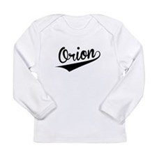 Orion, Retro, Long Sleeve T-Shirt