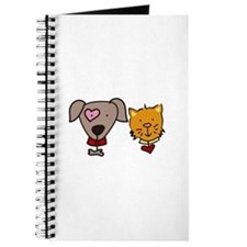 Dog and cat Journal