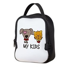 My Kids Neoprene Lunch Bag