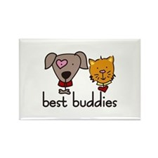 best buddies Magnets
