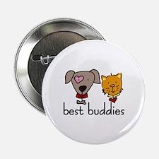 """best buddies 2.25"""" Button"""
