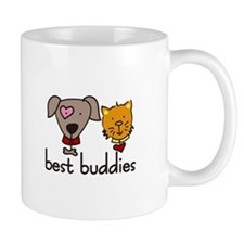 best buddies Mugs