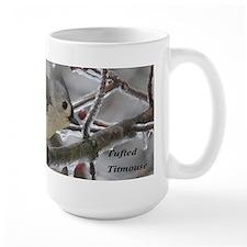 Tufted Titmouse Mugs