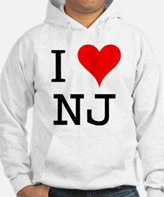 I Love NJ Jumper Hoody