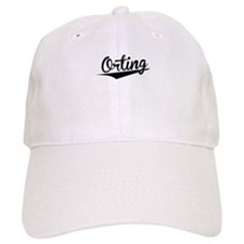 Orting, Retro, Baseball Baseball Cap