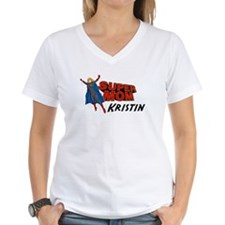 Supermom Kristin Shirt
