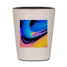 Just Do It Shot Glass