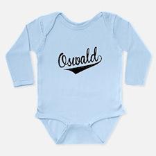 Oswald, Retro, Body Suit