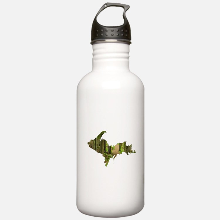 Forest Path U.P. Water Bottle