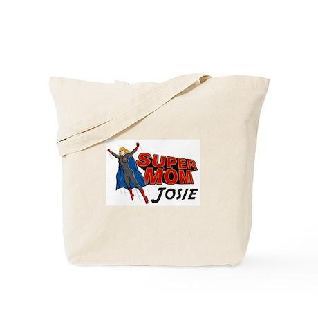 Supermom Josie Tote Bag