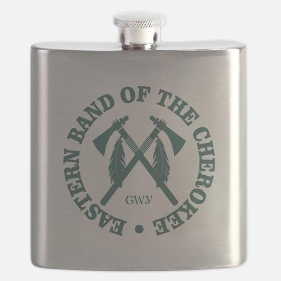 Cherokee (Eastern Band) Flask