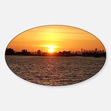 Sunrise Decal