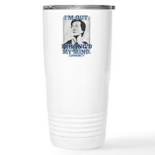 Chang'd My Mind Travel Mug