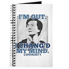 Chang'd My Mind Journal