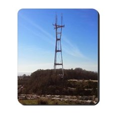 Sutro Tower Mousepad