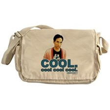 Cool Cool Cool Messenger Bag