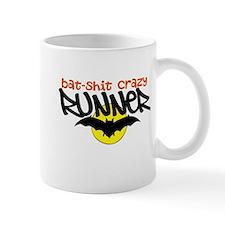 Bat Shit Crazy Runner Mugs