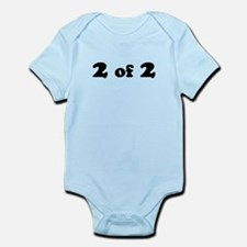 2 of 2 (Second Child) Body Suit
