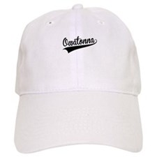 Owatonna, Retro, Baseball Baseball Cap