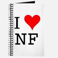 I Love NF Journal