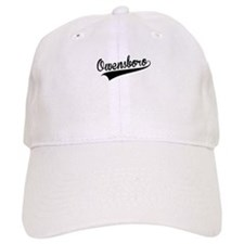 Owensboro, Retro, Baseball Baseball Cap
