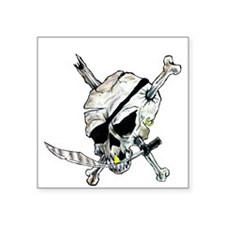 pirate scuba dive flag love caribbean skull tees a