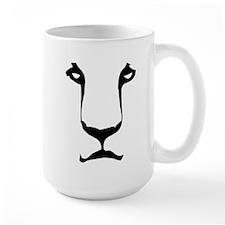 tshirt-lion-w Mugs