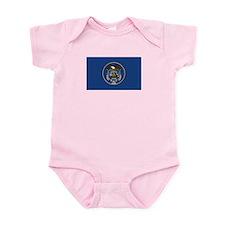 Flag of Utah Infant Bodysuit