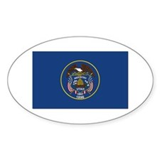 Flag of Utah Decal