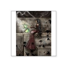 Little Hope Fairy Gothic Fantasy Art Sticker