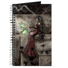 Little Hope Fairy Gothic Fantasy Art Journal